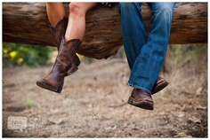On an old fallen tree sharing our  times together ..